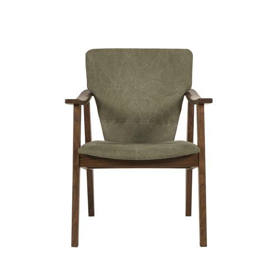 Isabella chair green  sonder living treniq 1 1526971888893