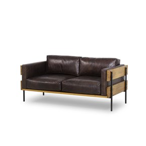 Carson-Loveseat-Antique-Espresso-_Sonder-Living_Treniq_0