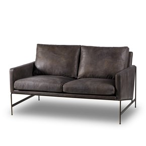 Vanessa-2-Seater-Sofa-Destroyed-Black-Leather-_Sonder-Living_Treniq_0