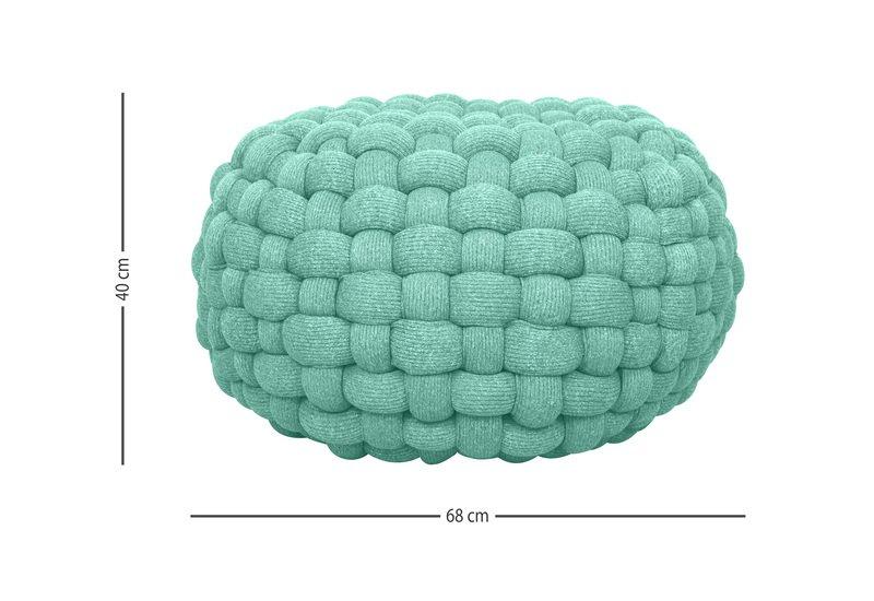 Kepler pouf medium seven oceans designs treniq 5