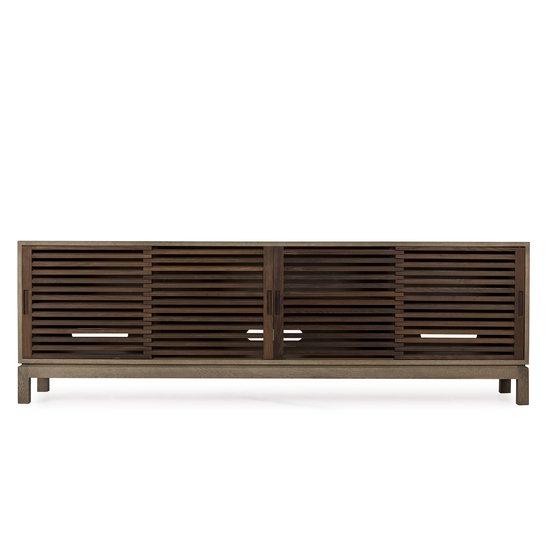 Camellia media console table 4 door  sonder living treniq 1 1526973940900