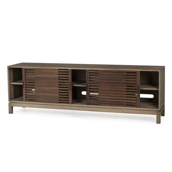Camellia media console table 4 door  sonder living treniq 1 1526973950371