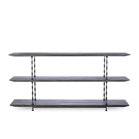 Natal media console table 3 tier  sonder living treniq 1 1526976899670