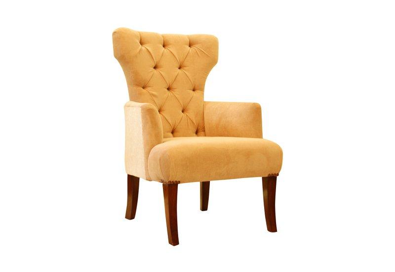 Modern art deco armchair hayat 1870 treniq 1