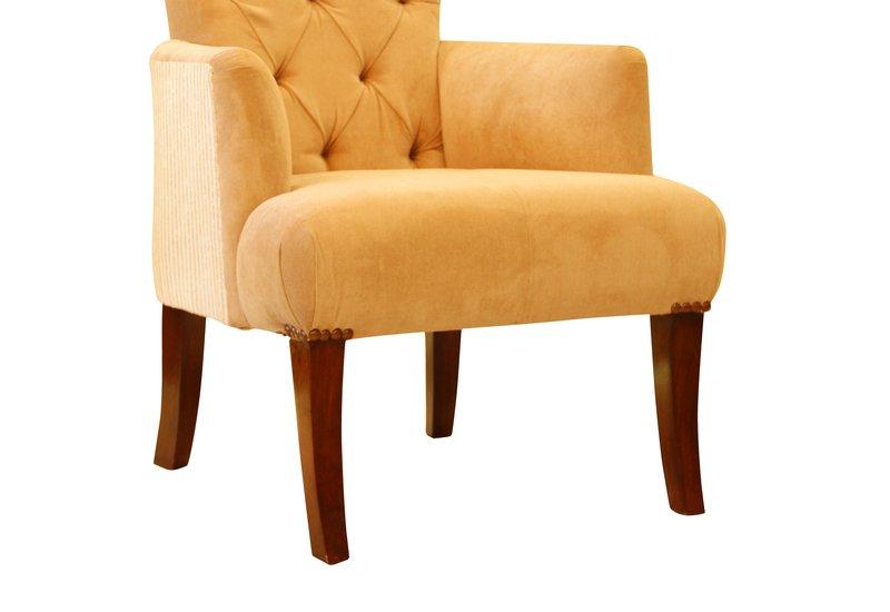 Modern art deco armchair hayat 1870 treniq 4