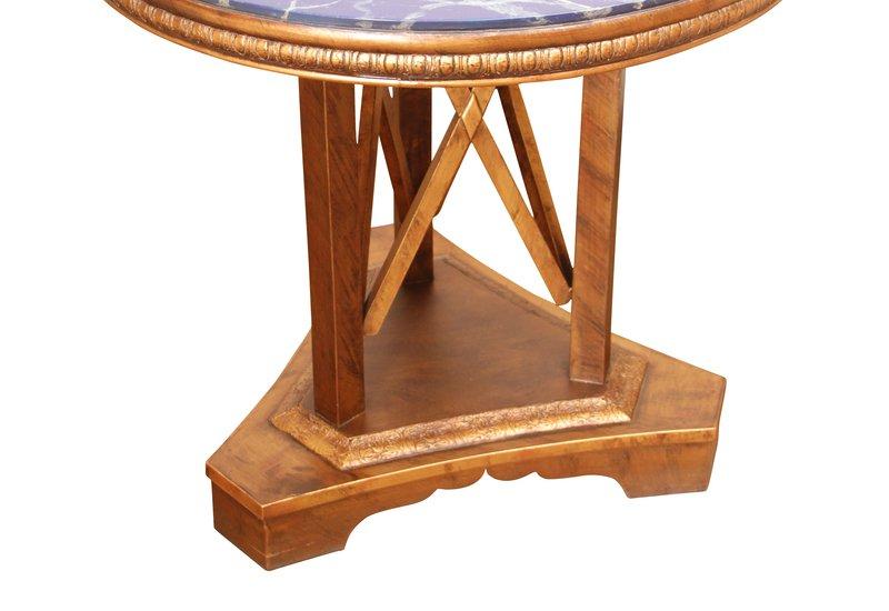 Modern art deco end side table hayat 1870 treniq 3
