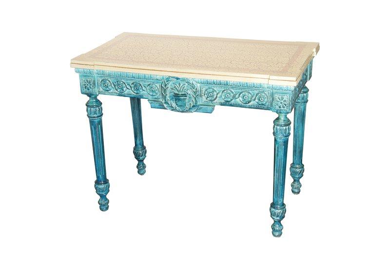 Modern french console table hayat 1870 treniq 1