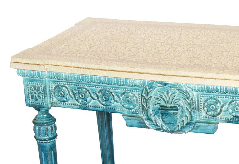 Modern french console table hayat 1870 treniq 2