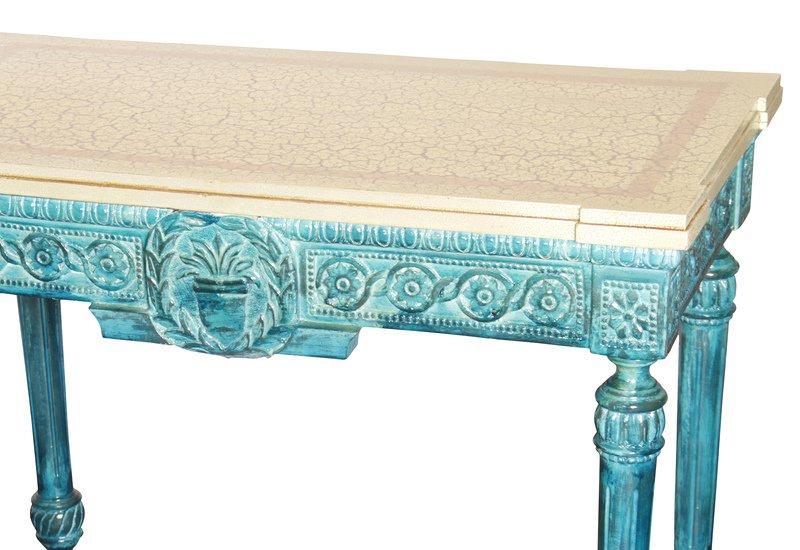 Modern french console table hayat 1870 treniq 3