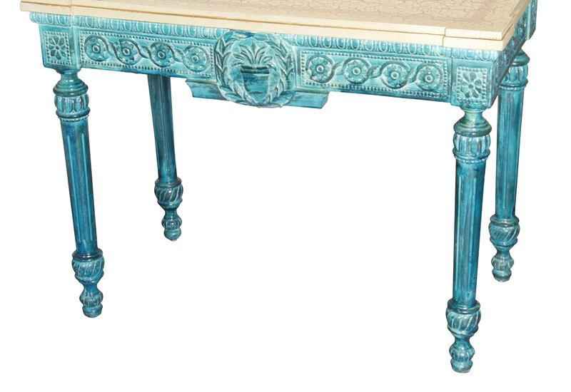 Modern french console table hayat 1870 treniq 4
