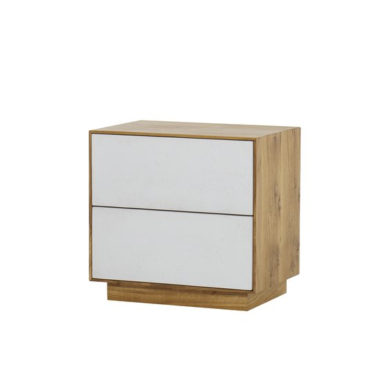 Sands nightstand 2 drawer  sonder living treniq 1 1526977691098