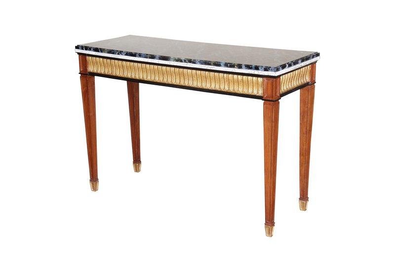 Regency console table hayat 1870 treniq 1