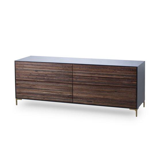 Zuma dresser 4 drawer  sonder living treniq 1 1526977986704