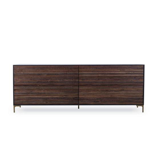 Zuma dresser 4 drawer  sonder living treniq 1 1526977986731