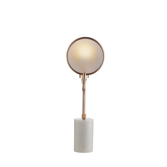 Eclipse table lamp copper by nellcote sonder living treniq 1 1526978565612
