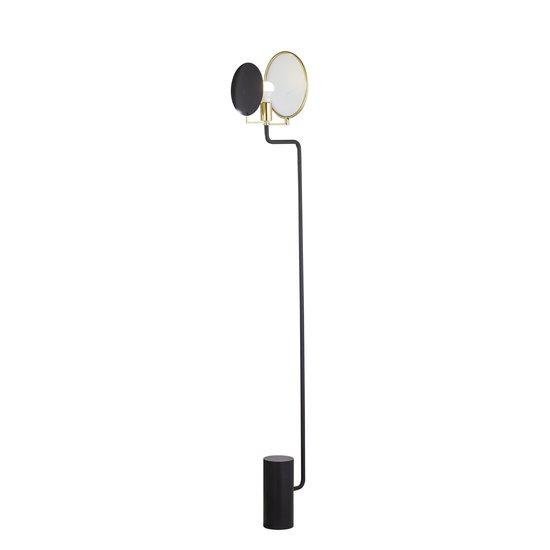 Eclipse floor lamp black by nellcote sonder living treniq 1 1526978607308