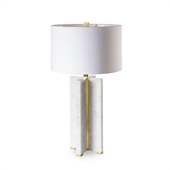 Marble table lamp cross by nellcote sonder living treniq 1 1526978778844