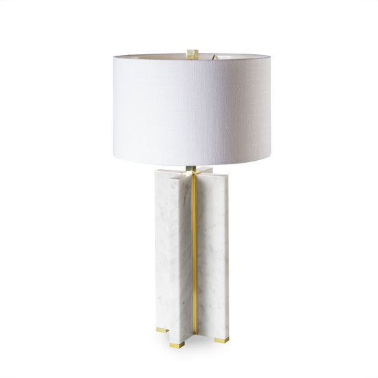 Marble table lamp cross by nellcote sonder living treniq 1 1526978778839
