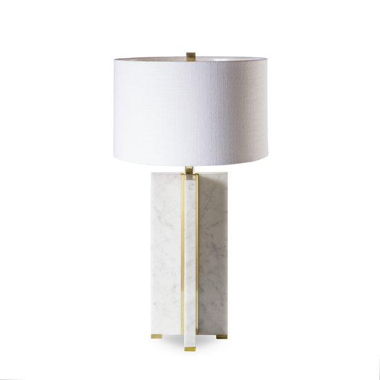 Marble table lamp cross by nellcote sonder living treniq 1 1526978778874