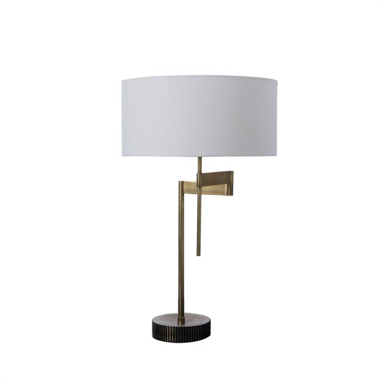 Gear swing lamp burned brass by nellcote sonder living treniq 1 1526979016416