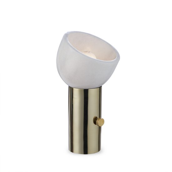One scoop lamp brass by nellcote sonder living treniq 1 1526979535133