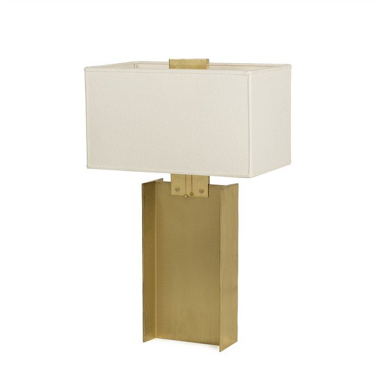 I beam lamp large brass by nellcote sonder living treniq 1 1526979632573