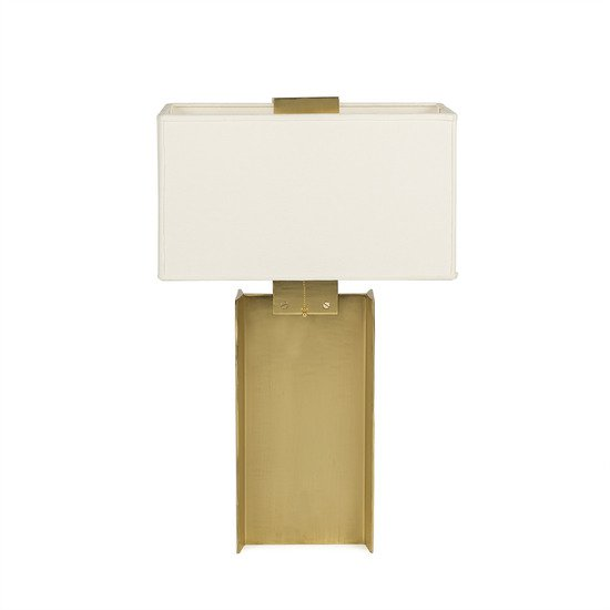 I beam lamp large brass by nellcote sonder living treniq 1 1526979632587