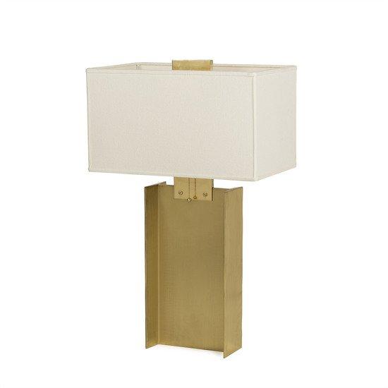 I beam lamp large brass by nellcote sonder living treniq 1 1526979632583