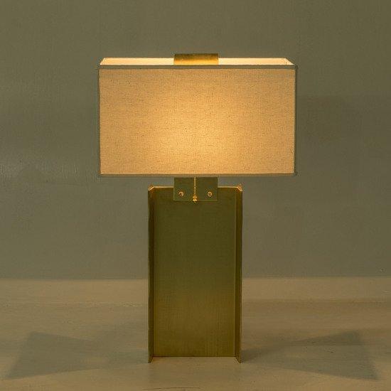 I beam lamp large brass by nellcote sonder living treniq 1 1526979632597