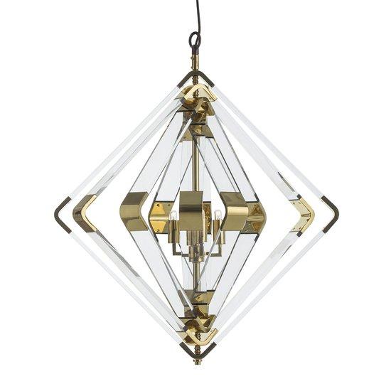 Spiral acrylic diamond 5 layer brass by nellcote sonder living treniq 1 1526979747878