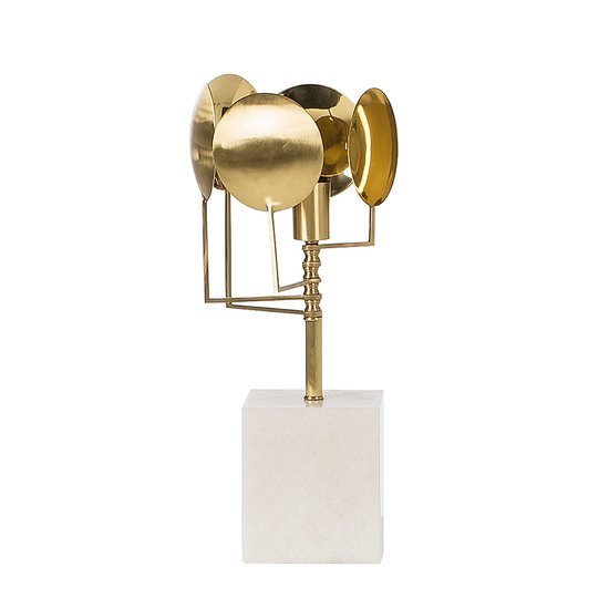 Sun lamp brass by nellcote sonder living treniq 1 1526980187394
