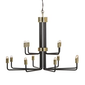 Le-Marais-Chandelier-12-Light-Black-By-Nellcote_Sonder-Living_Treniq_3
