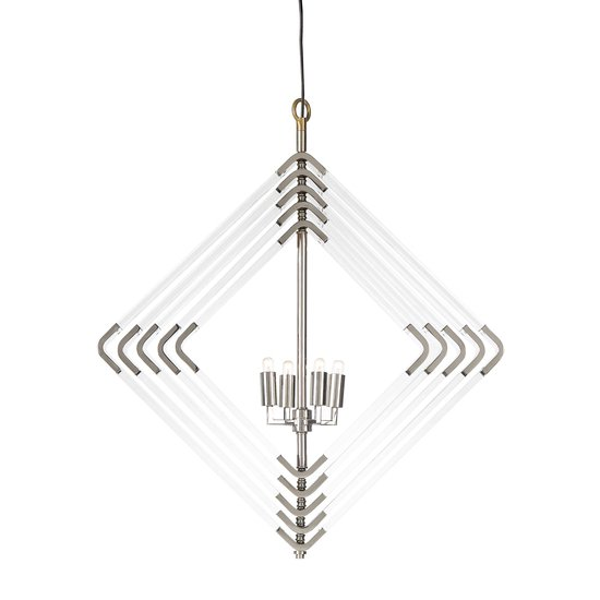 Spiral acrylic diamond 5 layer nickel by nellcote sonder living treniq 1 1526981048048