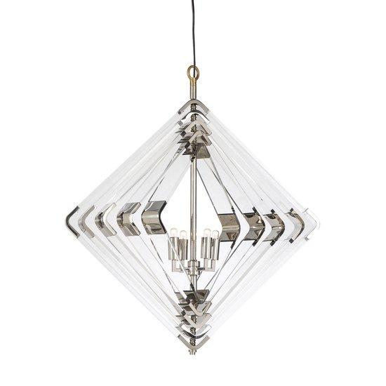 Spiral acrylic diamond 5 layer nickel by nellcote sonder living treniq 1 1526981048037