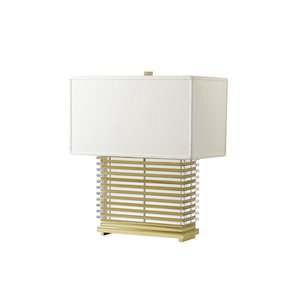 Stack-Table-Lamp-Brass-White-Shade-By-Nellcote_Sonder-Living_Treniq_0