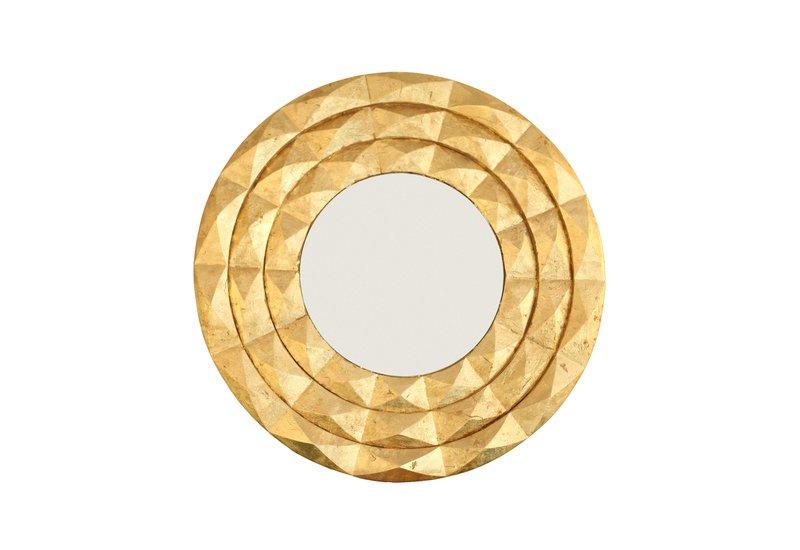 Geometric sun mirror kohr treniq 1