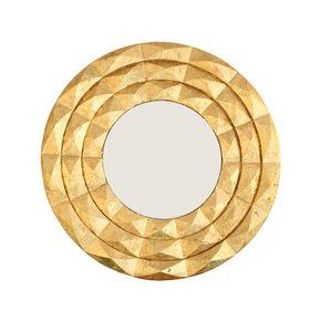 Geometric Sun Mirror - Kohr -Treniq