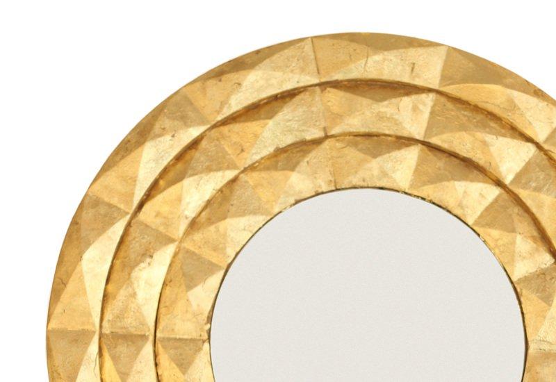 Geometric sun mirror kohr treniq 2