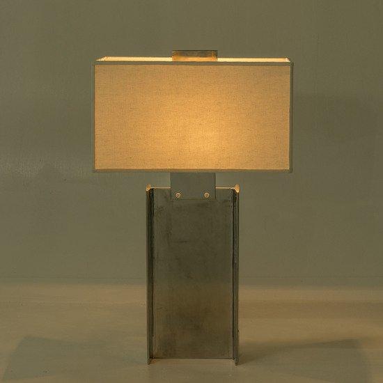I beam lamp largel nickel by nellcote sonder living treniq 1 1526981208909