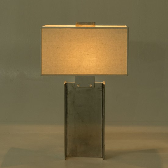 I beam lamp largel nickel by nellcote sonder living treniq 1 1526981208899