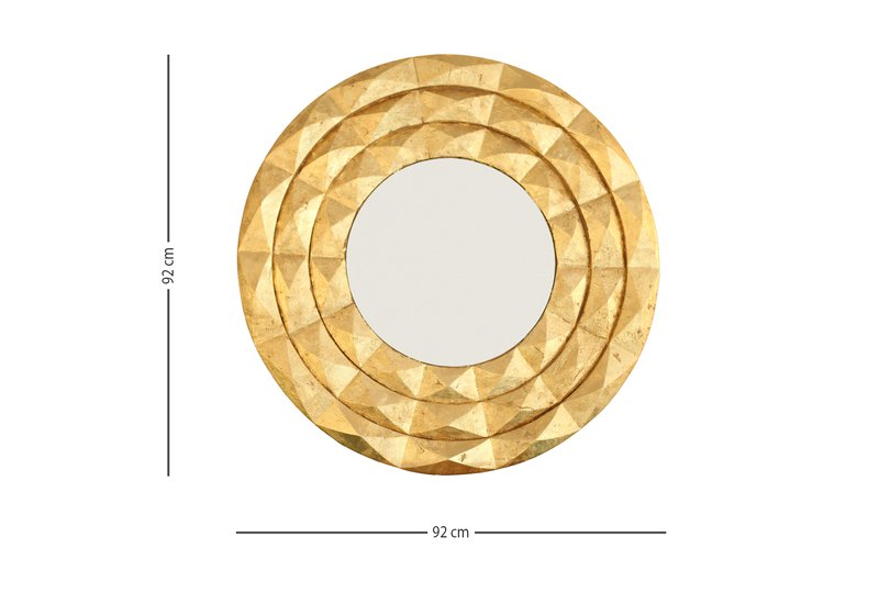 Geometric sun mirror kohr treniq 4
