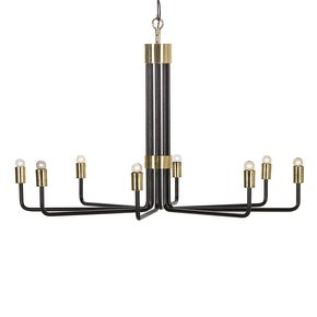 Le-Marais-Chandelier-8-Light-Black-By-Nellcote_Sonder-Living_Treniq_3