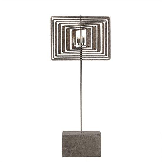 Spiral driftwood floor lamp 7 layer by nellcote sonder living treniq 1 1526981436386