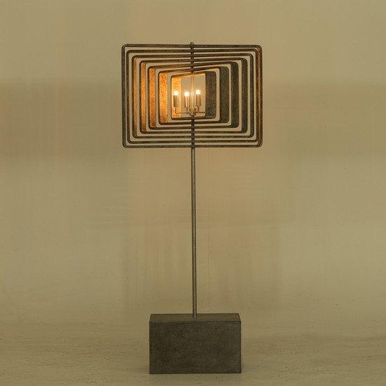 Spiral driftwood floor lamp 7 layer by nellcote sonder living treniq 1 1526981436405