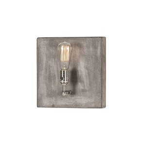 Factory-Sconce-Single-Nickel-By-Nellcote_Sonder-Living_Treniq_0