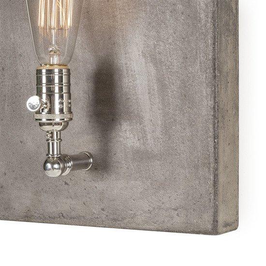 Factory sconce single nickel by nellcote sonder living treniq 1 1526981553700