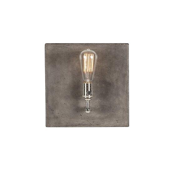Factory sconce single nickel by nellcote sonder living treniq 1 1526981558211