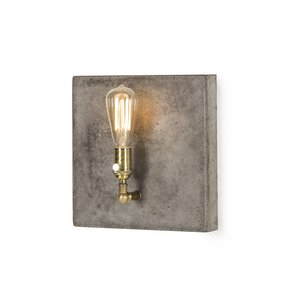 Factory-Sconce-Single-Aged-Brass-By-Nellcote_Sonder-Living_Treniq_0