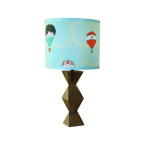 Hot Air Balloon Prism Table Lamp - Kohr -Treniq