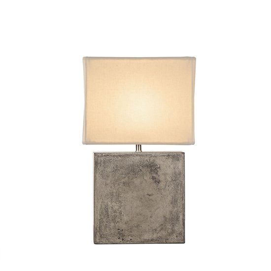 Untitled cube lamp small white shade by nellcote sonder living treniq 1 1526981745043